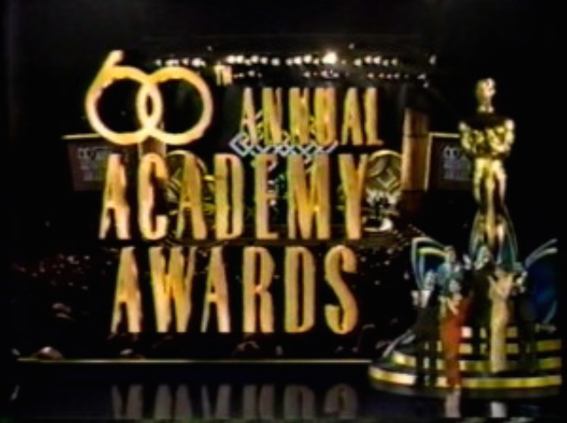 60thAcademy Awards