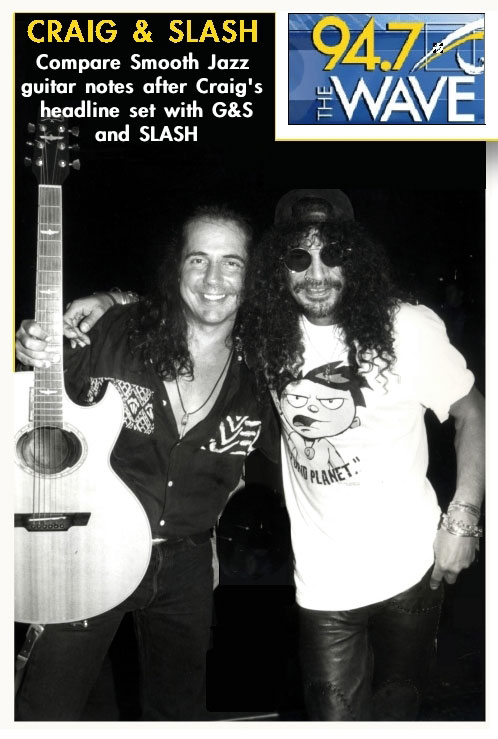 Craig Chaquico-Slash