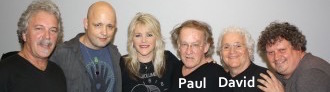 Paul and David Jefferson Starship