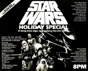 Starwars Holiday Special Add