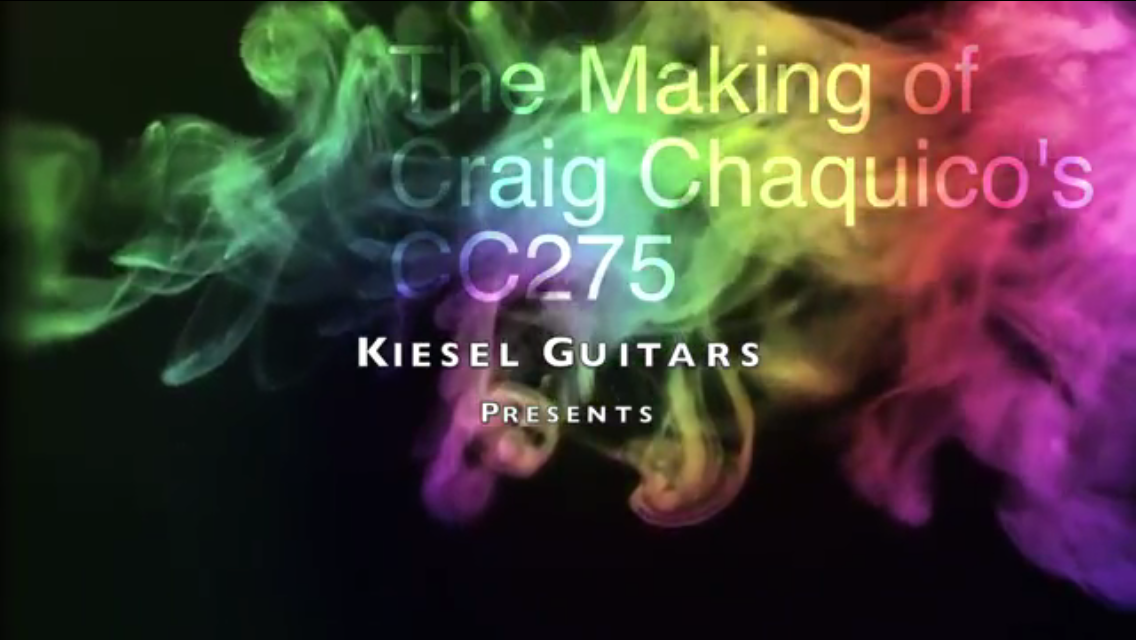 Making of CC275
