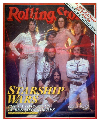 Craig Chaquico Rolling Stone Cover, Jefferson Starship