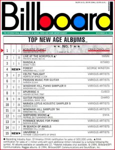 1994-11-12-Billboard-Number-1-Acoustic-Planet-Chaquico