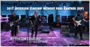 2017 JEFFERSON STARSHIP NOT