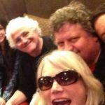 2017 Jefferson Starship with Kathy, David and David's son-in-law on keys and bass