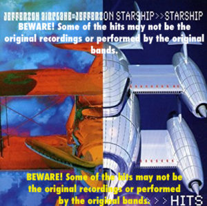 FAKE JEFFERSON STARSHIP BOX SETS