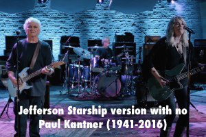 FAKE JEFFERSON STARSHIP no Paul Kantner