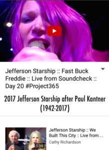 Fake Jefferson Starship