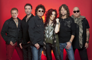 The Mickey Thomas Band featuring Mickey Thomas