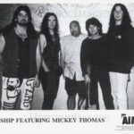 Another fake STARSHIP and Mickey Thomas